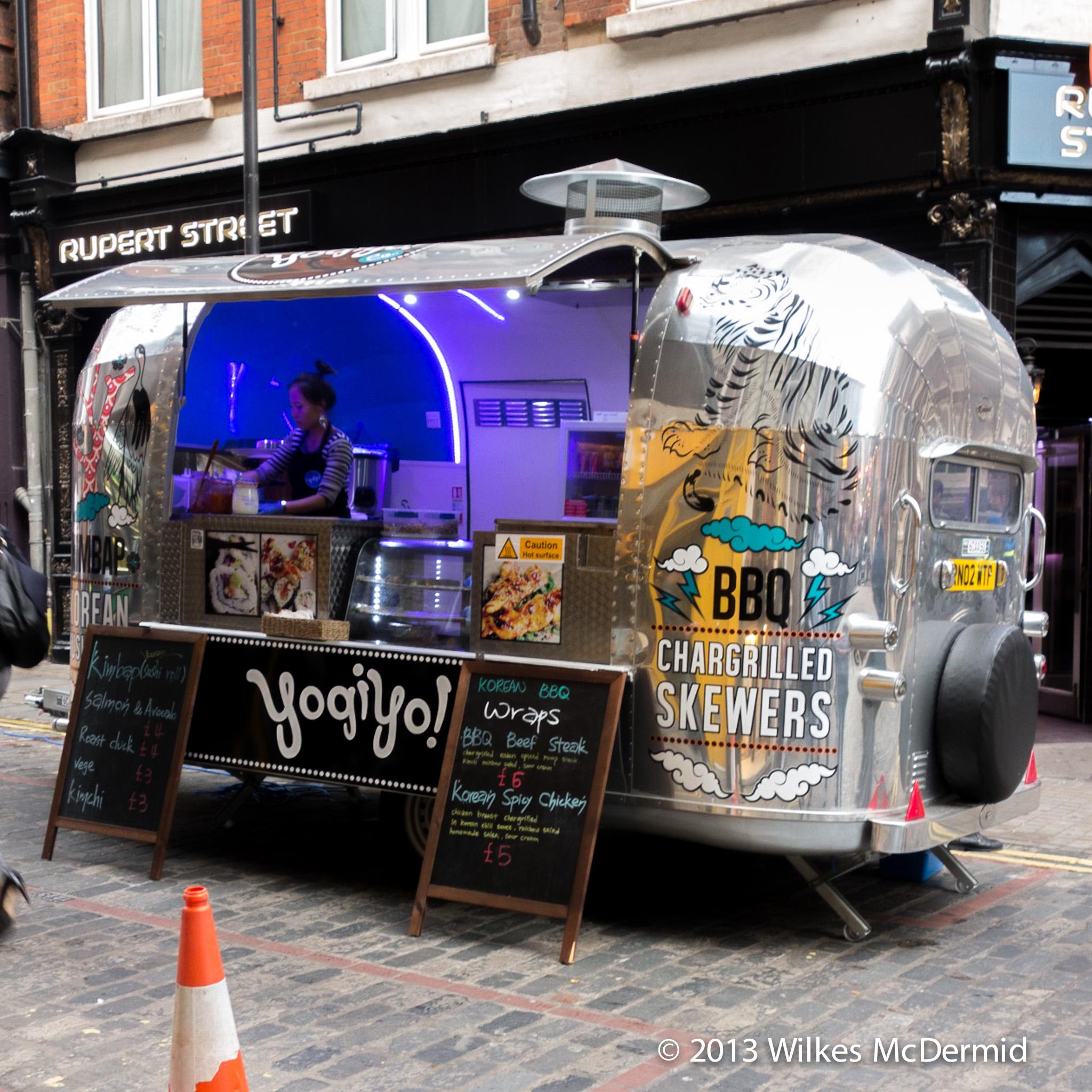 Street Food Union – Yogoyo… Shiny!