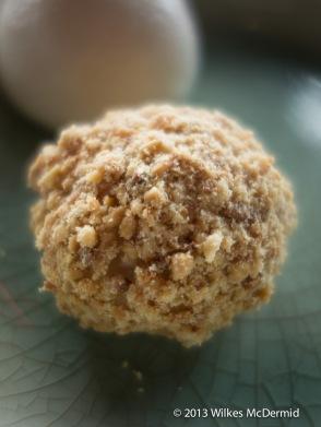 Hutong - Mini black sesame glutinous dumplings