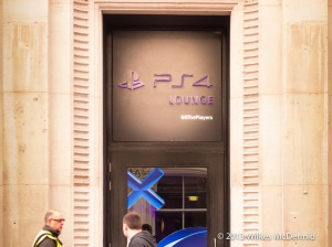 Playstation 4: Get a preview at #4ThePlayers lounge, Covent Garden