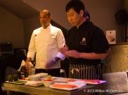 Sumosan: Sushi Chefs ready to correct the glaring mistakes