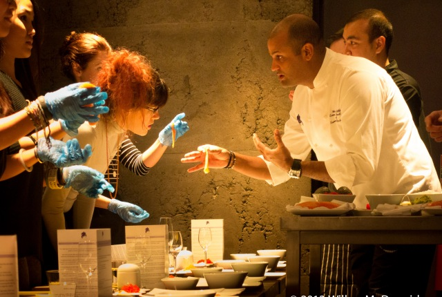 Sumosan: Expert Tuition by Exec Head Chef Bubker Belkhit