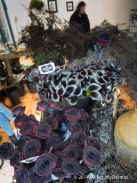 Think Ink - Black Flower Florist