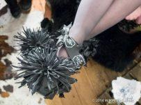 Think Ink - Black Florist