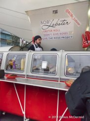 The Lobster van