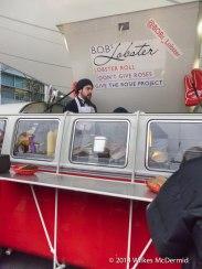 The Lobster van