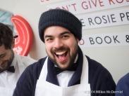 Roberto Dann of Bob's Lobster