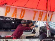 Bang Wok pad thai in the making...