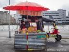 Bang Wok - The converted Tuk Tuk kitchen