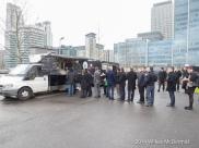 Spit & Roast attracting queues