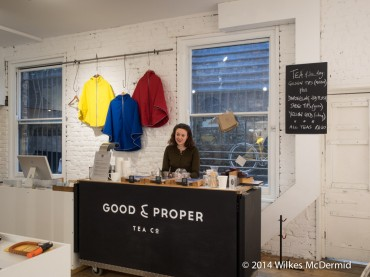 The Good & Proper Tea 'Brew Bar'