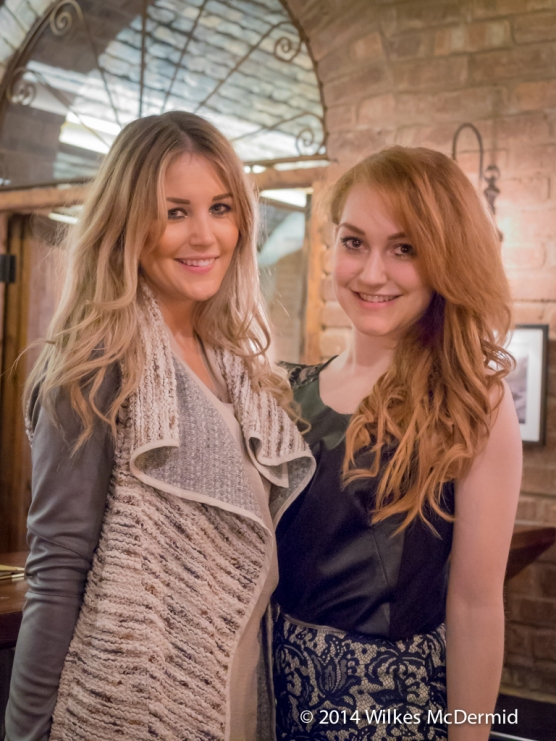 Lifestyle bloggers 'Frouloves' & 'Heroine in Heels'