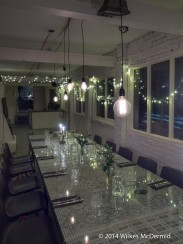 More of the 1st floor dining area