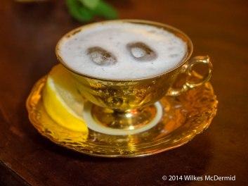Special teacup for Laura J Hyatt (aka 'Heroine In Heels')