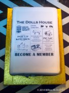 Dead Dolls Cake