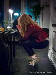 How to take picture in high heels... as demonstrated by 'Heroine in Heels'
