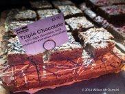 Triple Chocolate Brownie by Bad Brownie