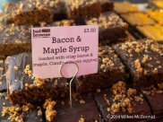 'Bacon & Maple Syrup Brownie' by Bad Brownie