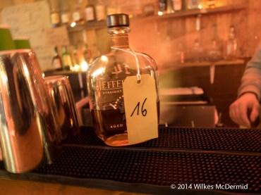 Roulette winnings.. Jefferson's Bourbon