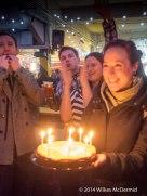 Birthday at Hawker House!