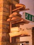 Bread rack - just like 10 Greek Street
