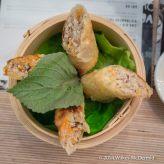 Cha Gio (Vietnamese Fried Spring Rolls - pork & wood ear mushroom)