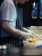 Icelandic Burger Chefs must have tattoos...