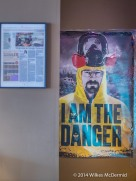 """I am the danger"""