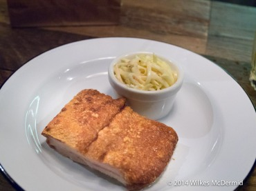 Roast Suckling Pig with Celeriac & Caraway
