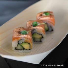 Sushi from Sake No Hana