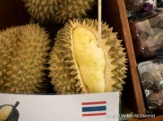 Durian... the stinky fruit