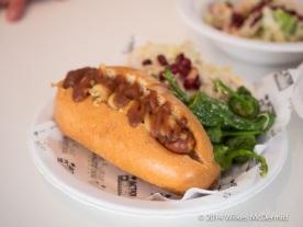'5 Star Heute Dog' for Action Against Hunger