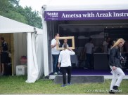 Photo time with Ametsa with Arzak Instruction