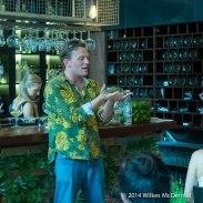 Portobello Gin Training at Fever Tree's Gin & Tonic Popup