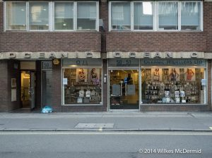 Oceanic Jewellers, 50-51 Berwick Street, a potential Franco Manca?