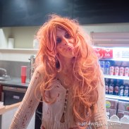 The Terrifying Miss Cakehead