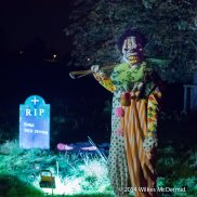 Who's afraid of clowns?