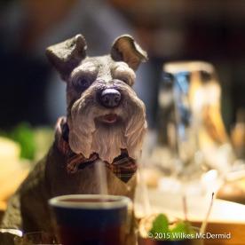Scotty, Bar mascot!