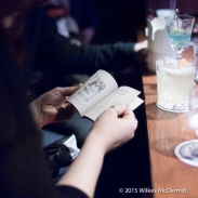 Pocket sized menus...