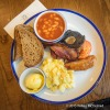 FIRST LOOK: (50% off until Fri) Breakfast at @TheFishChipShop, Liverpool St (16Pics)